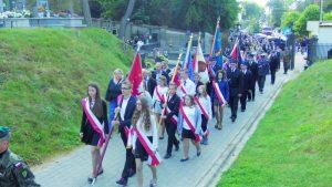 Uroczystości z z okazji 77. rocznicy obrony Zakroczymia przed wojskami niemieckimi