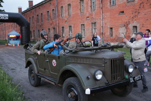 Wśród atrakcji historyczne pojazdy